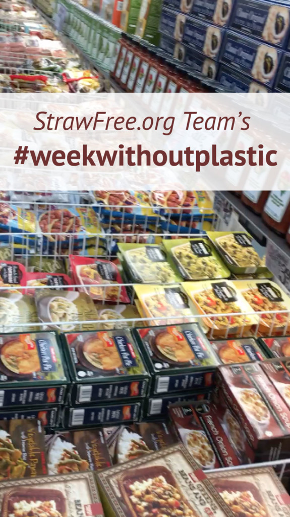 week without plastic